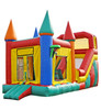 PVC materail truck inflatable bouncer