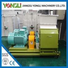 high quality wood crusher/wood crushing machine/wood hammer machine manufacturer