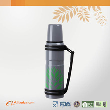 1.2L vacuum flask,, Extra Wide Opening, Plastic Srew Stopper, Quickstop System