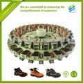 Rotatorio de la máquina automática para la fabricación de calzado de seguridad/suela/deslizador de la pu