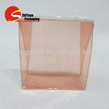 High Grade PVC Bag Custom Good Quality Cosmetic Bag With Zipper
