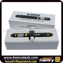 kamry hot ego vapor k800 e cig, premium e vaporizer e cigarette for sale with portable design