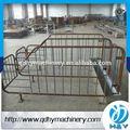 tubo galvanizado de cerdo de la gestación de plaza