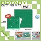 quilting & sewing rotating cutting mat