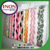 eco-friendly material headband custom logo elastic headband material