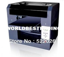 T-Shirt Solution-A3 Size High Quality Digital Flatbed Printer T-shirt Printer For Card Phone Cov-With Acro RIP Software