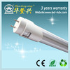 CE RoHs hot sales newest dimmable 2013 t8 led integrated lamp/ flourescent tube fixture