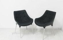 Hot sale Diana pull buckle fiberglass armchair