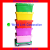 50kgs Moving Stackable File Plastic Crate