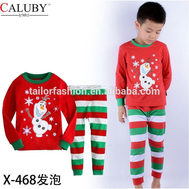 Olaf Christmas Pajamas