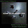 Customed necesidad y la forma de la orden u- en forma de perfil de aluminio