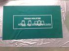 Poker Table Fabric ( casino equipment with flocking nylon and rubber materia)keychain kain felt