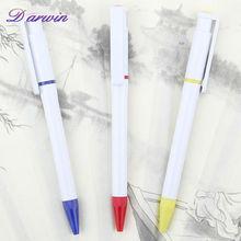 Sharpie Plastic Point Stick Permanent Water Resistant Pen, Black Ink, Fine