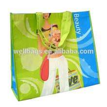 WELL BAG fashion laminated non woven bag