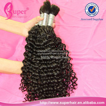 100% human hair braids bulk deep wave peruvian,carina hair extensions,crochet braids with human hair