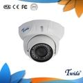 1.0MP 720 P AHD sécurité extérieure Anti - vandalisme Varifocal CCTV caméra avec 36 pcs led IR