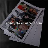PVC Digital printing sheet card material for indigo printer