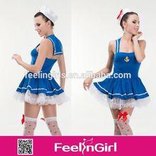 2014 hot sales women's costume sexy pilot costumes