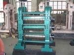 Flat steel hot rolling mill