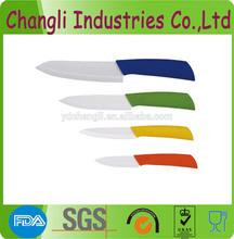 Superior quality ceramic cutlery kitchen knife set