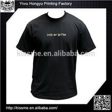Direct Manufacturer hemp blank t-shirt