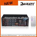 de alta calidad de sonido profesional de audio amplificador de hecho en china
