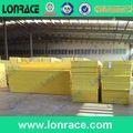 De lana de vidrio precio 40kg/m 3,25mm fabricación china