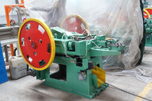 Automatic Nail Making Machine with well lubricated parts