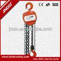 3 toneladas entrega polipasto de cadena manual/la construcción de herramientas para la construcción y el equipo