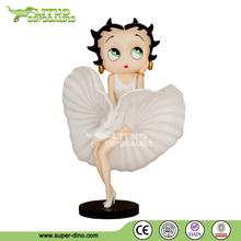 Beautiful Fiberglass Betty Boop Model