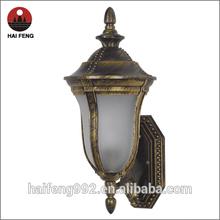 Outdoor wall light / Brass wall sconce