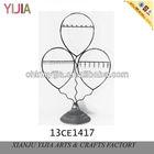 iron ctafts wholesale cute balloon jewelry display set