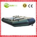 Coréia 0.9mm inflável do pvc barco de pesca para venda