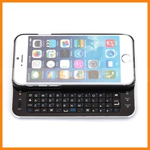 September New Arrival Wireless Bluetooth Keyboard For iPhone 6 Sliding Wireless Bluetooth Keyboard