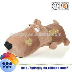hot cute stuffed dog pillow