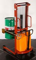 Semi-electric barrel drum forklift NBP series