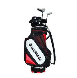 Golf club set golf club bag