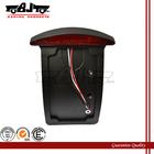 BJ-LPL-301A black fender eliminator motorcycle wit