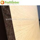 2014 Wood Panels Melamine Faced Laminated Chipboard