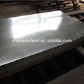 De hierro galvanizado de acero/por inmersión en caliente de acero galvanizado placa