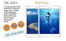 Android 4.1 Capacitive 8 inch Tablet PC ATM7029 Cortex A9 Quad Core 8GB 1.5Ghz DDR 3 WiFi tablet pc