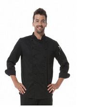 Dould-breasted chef coat/Double-breasted chef jacket/Double-breasted chef uniform