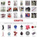 Chino tradición de la cultura: una parada de abastecimiento de china: el mercado de yiwu para fabriccraft