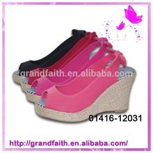 Hot selling 2014 China wholesale sex high heel sandal