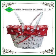 Wholesale wicker basket line as a wicker basket