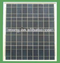 panels solar 80W polycrystalline solar PV module
