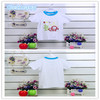 2014 new brand name shirt/baby boy clothes