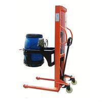 Tilting, stacking and transporting barrel drum forklift NBF 3513-U