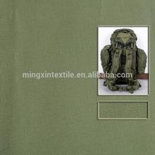 waterproof 1000d cordura nylon oxford fabric used army tents