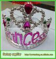 Montanha de plástico coroa& tiara coroa do partido e tiara